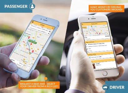 Uber | App Maker | Swiftspeed Appcreator