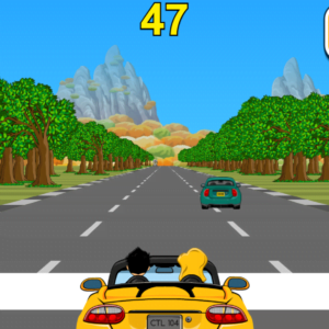 CAR RACING GAME ON SWIFTSPEED APPCREATOR