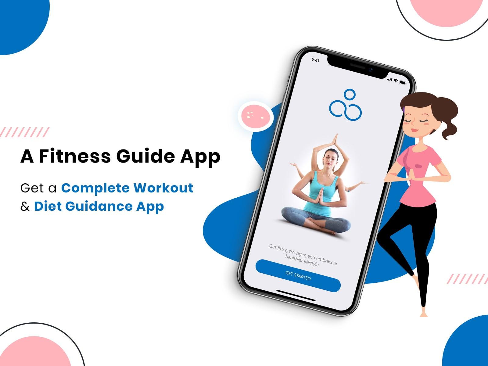 Mobile App, Fitness App Swiftspeed Appcreator