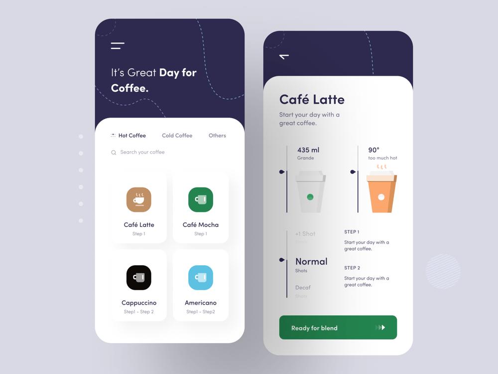 Restaurant app with best app builder